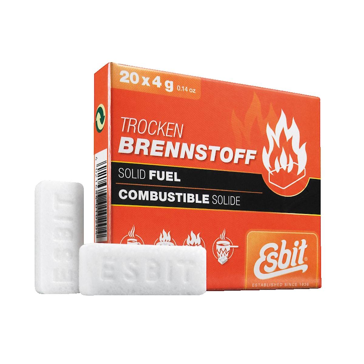 Värmetabletter Esbit Solid Fuel