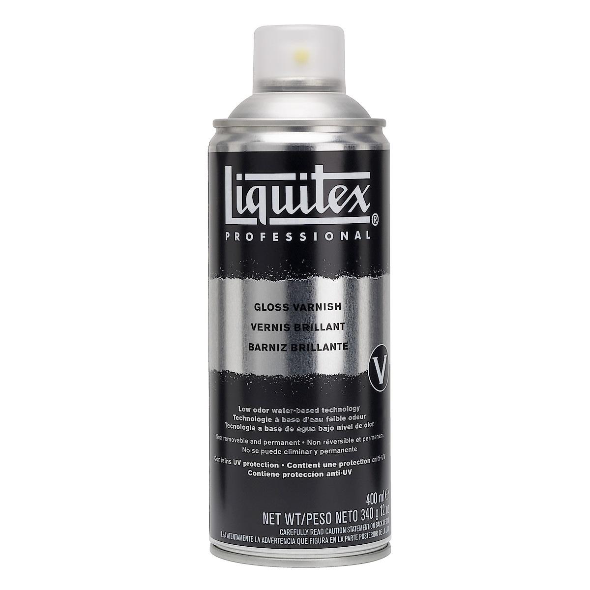 Akrylspray Fernissa Liquitex Professional
