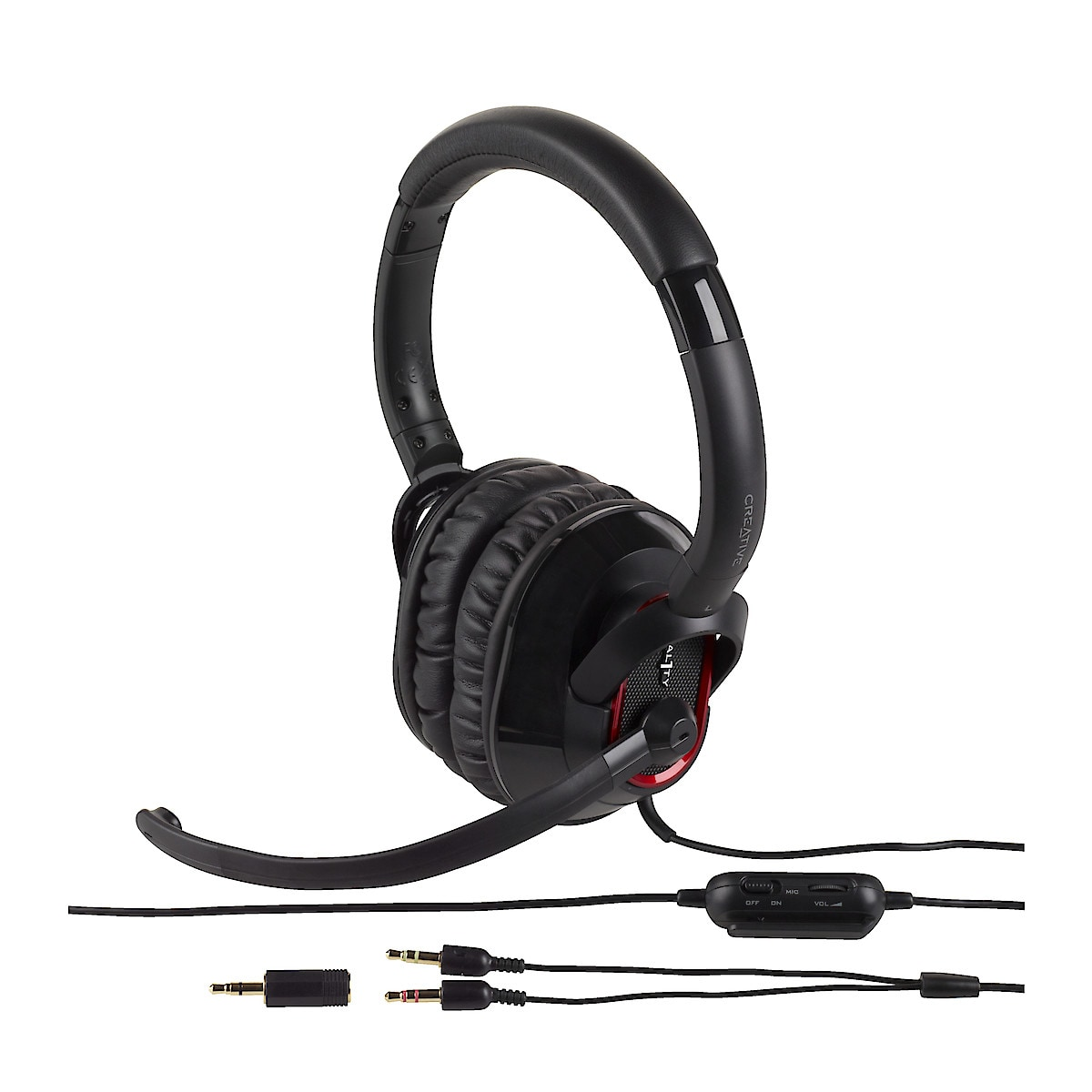 Headset, Creative Gaming HS980