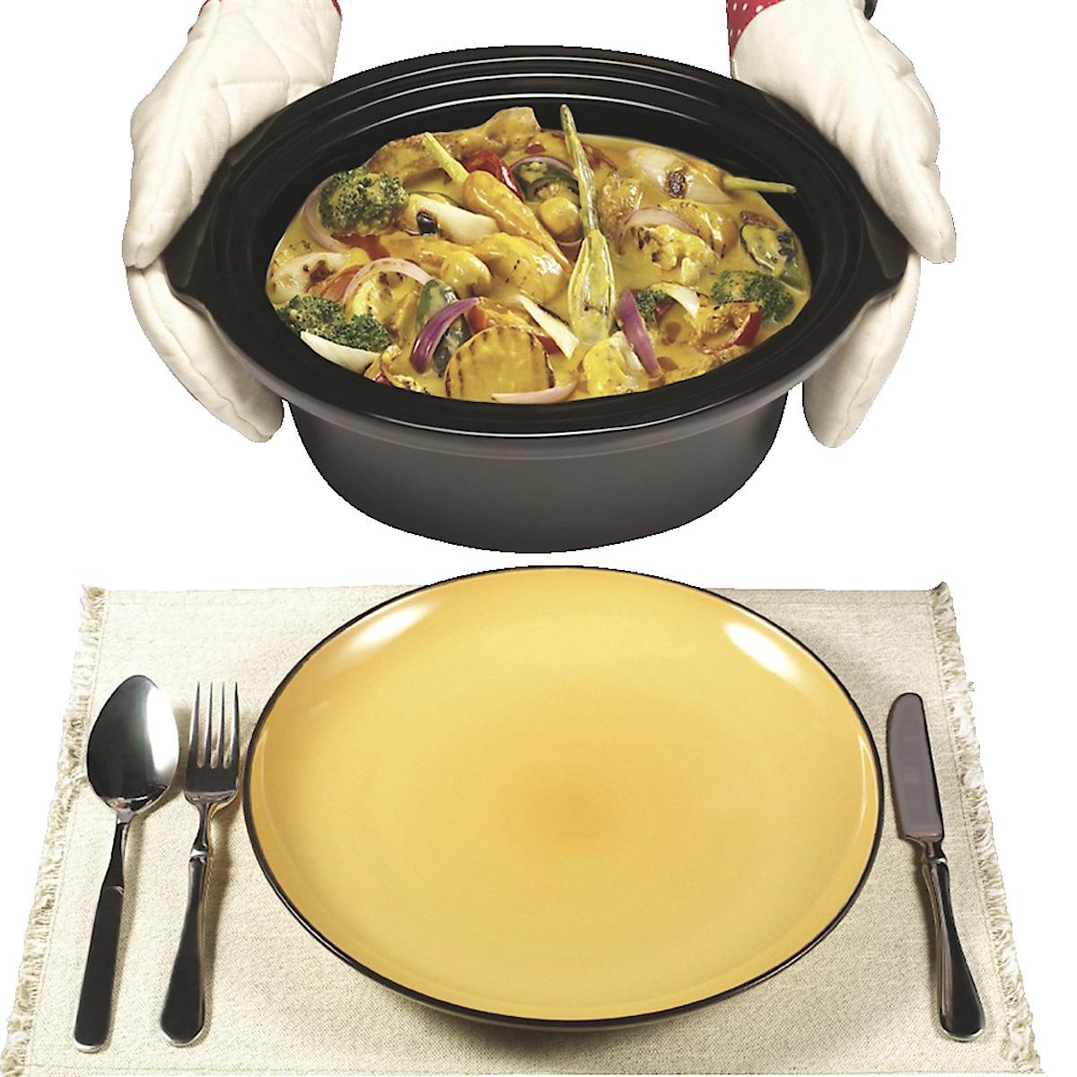 Morphy Richards 48709 3.5 L Slow Cooker