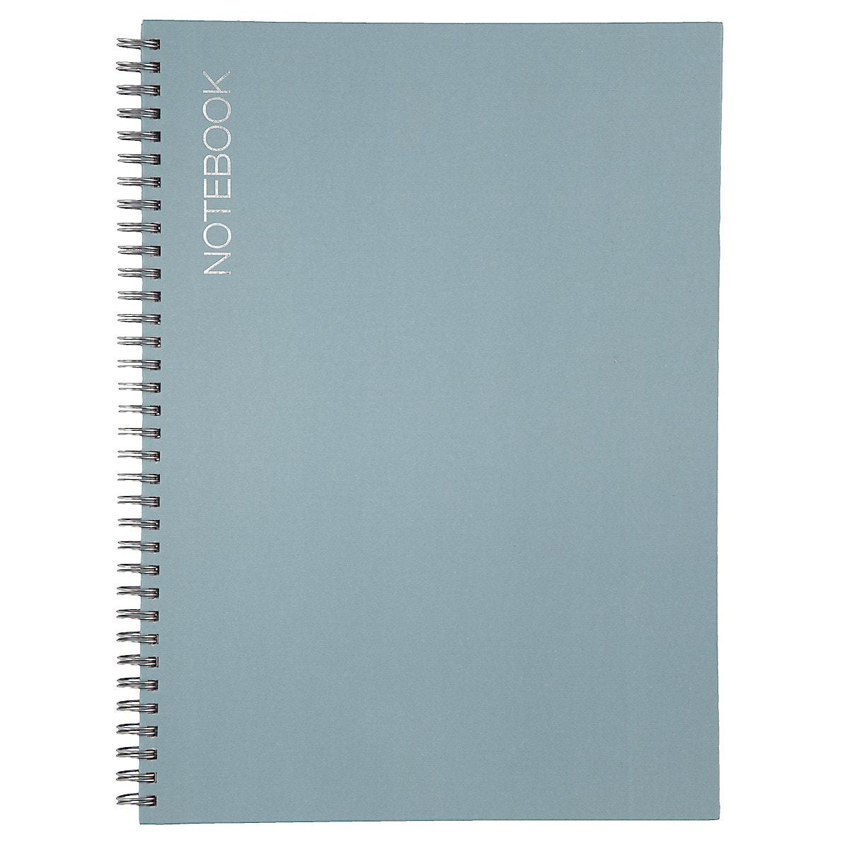 Notatbok A4, linjert