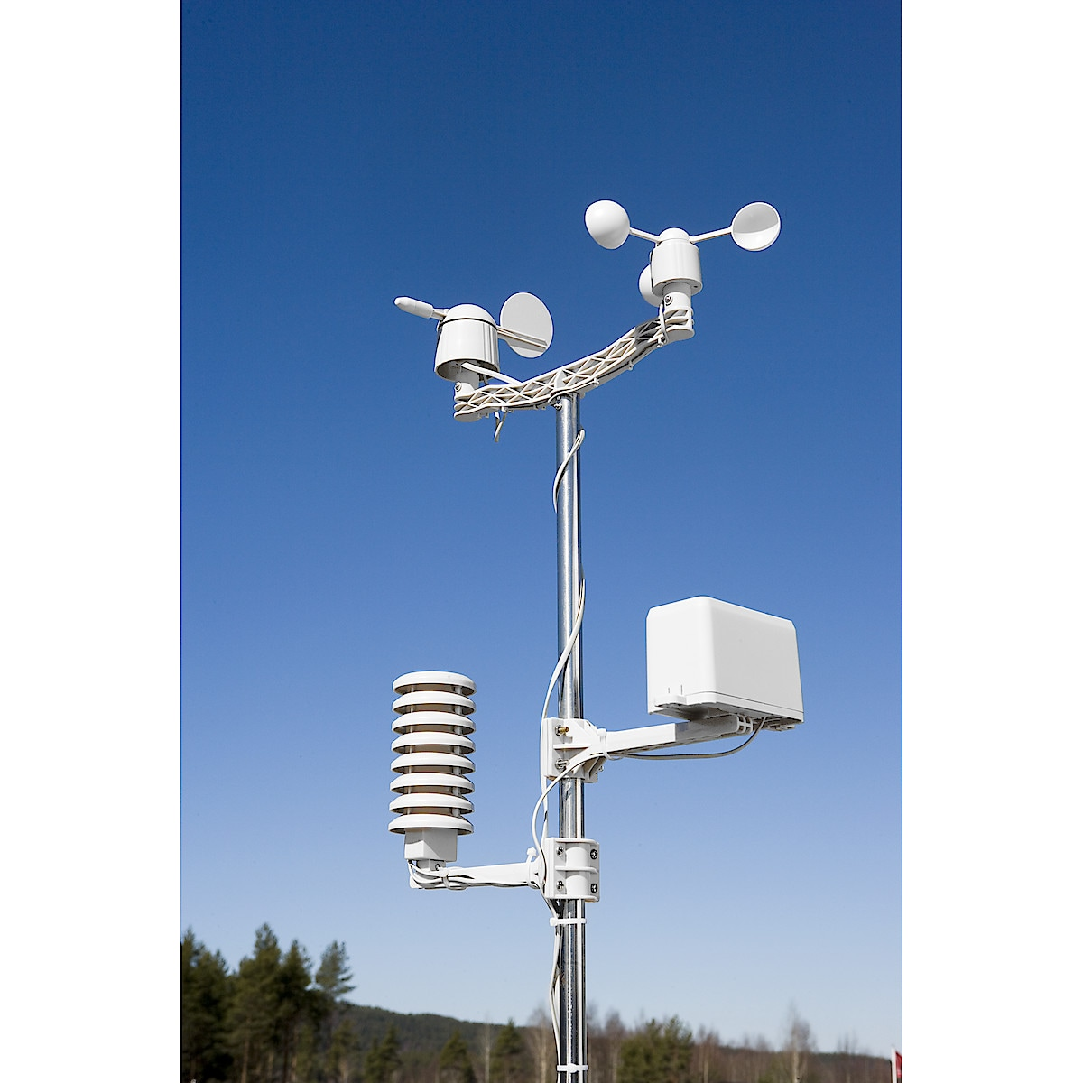 Touchscreen Weather Station