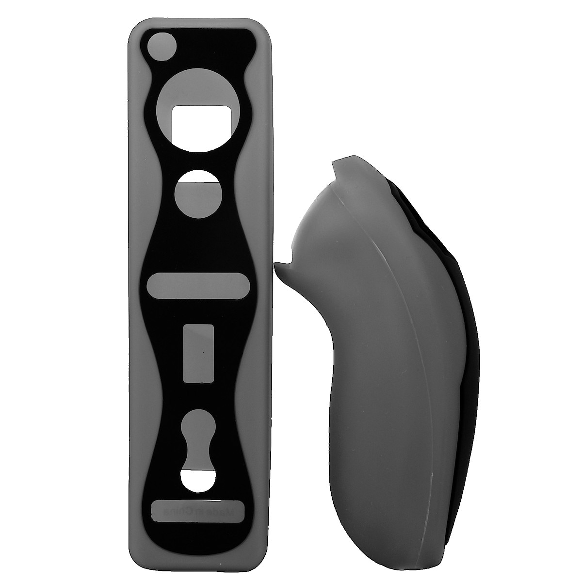 Silicone Wii Controller and Nunchuck Case