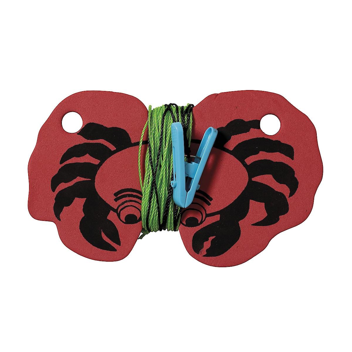 Kinetic Lille Viking, krabbesnøre