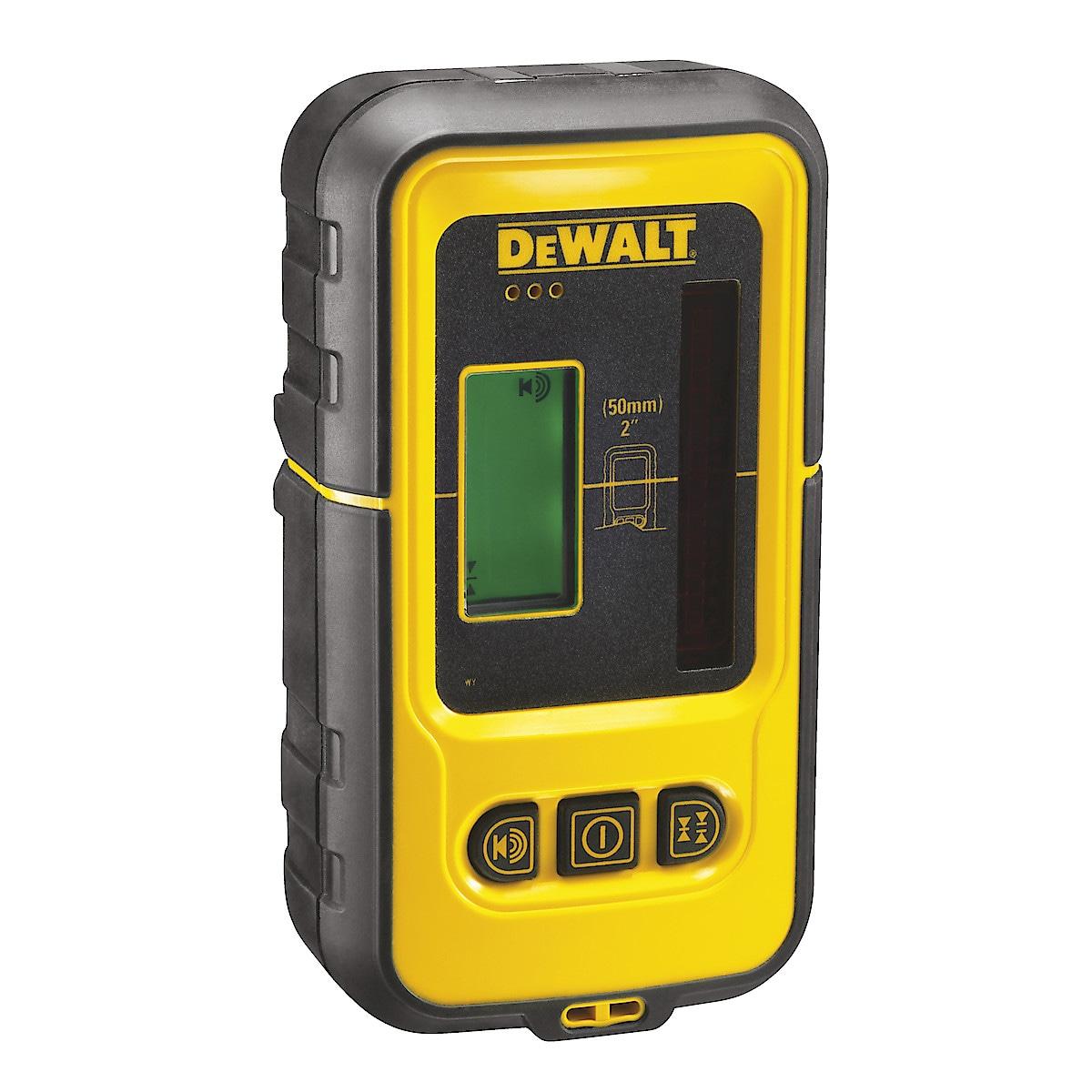 Laserdetektor Dewalt DE 0892
