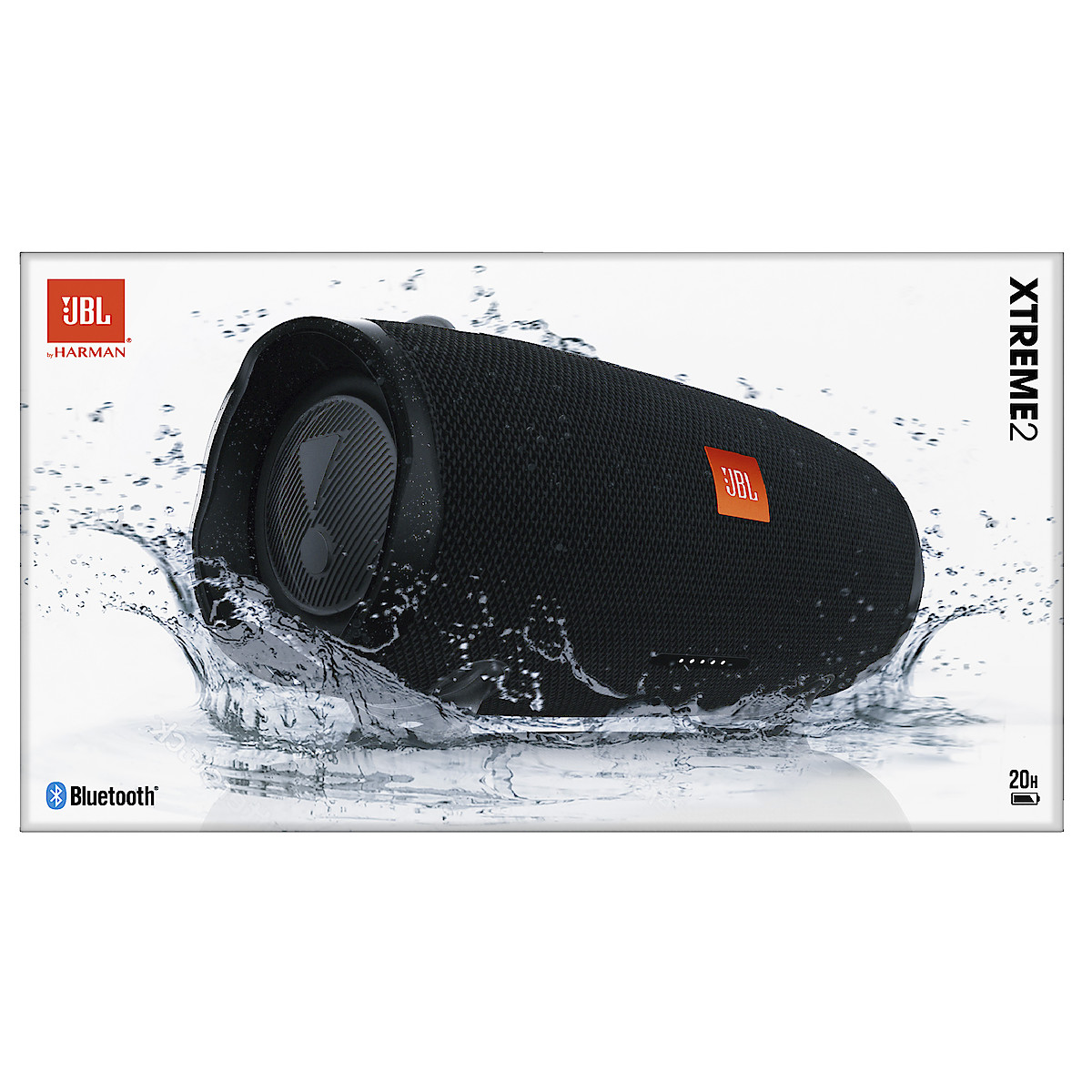 JBL Extreme 2 bærbar Bluetooth-høyttaler