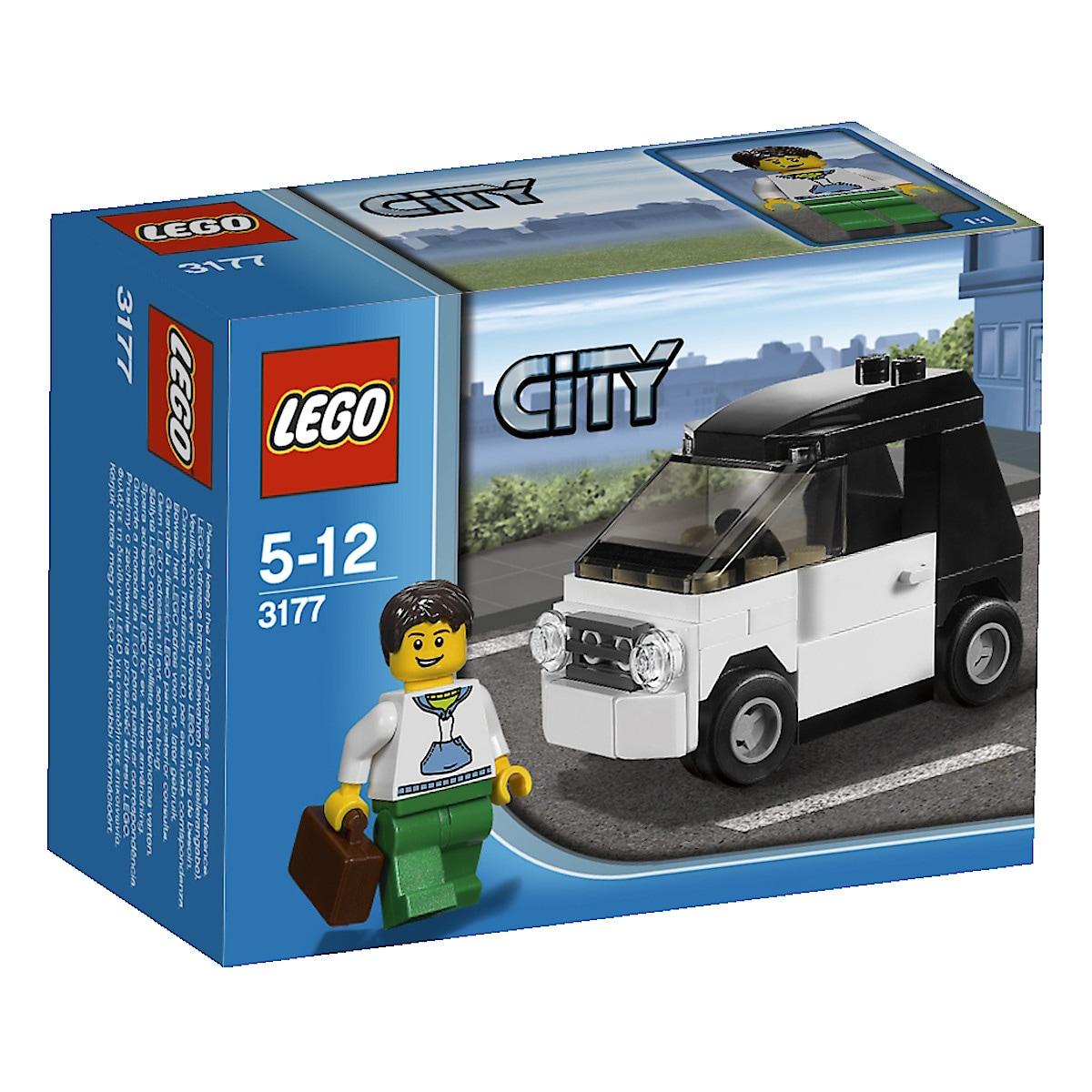 Minibil Lego City