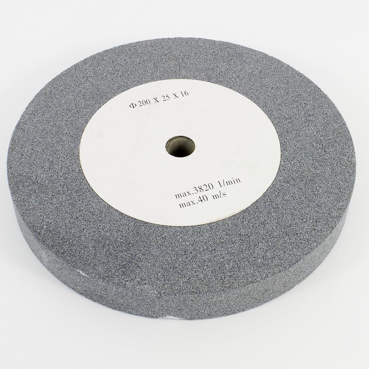 Slipstein Scheppach Grov 200 x 25 x 16 mm