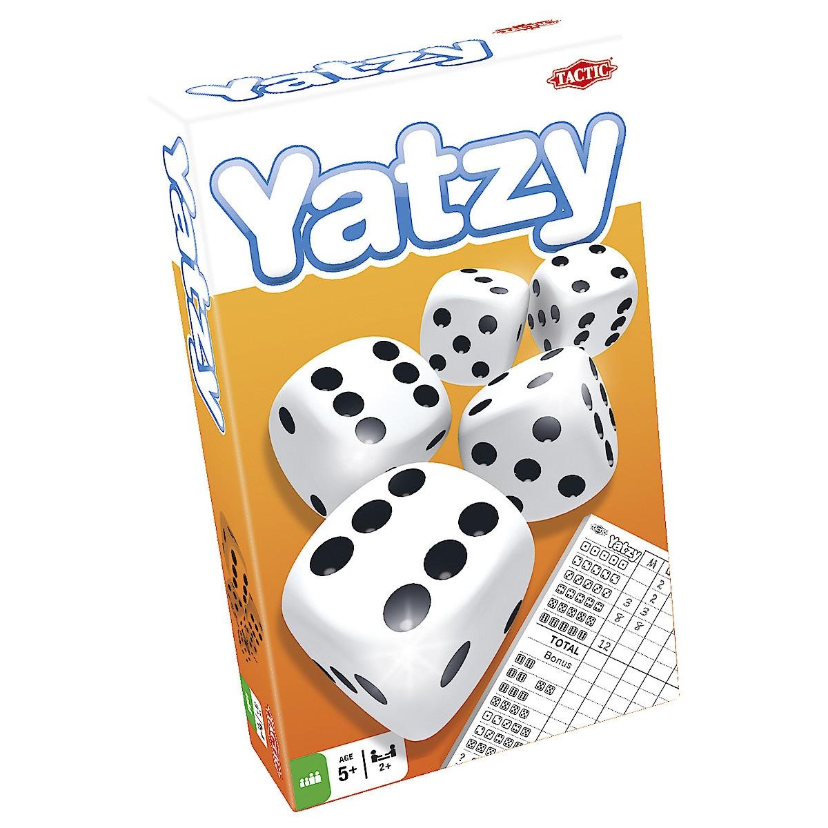 Yatzy original Tactic