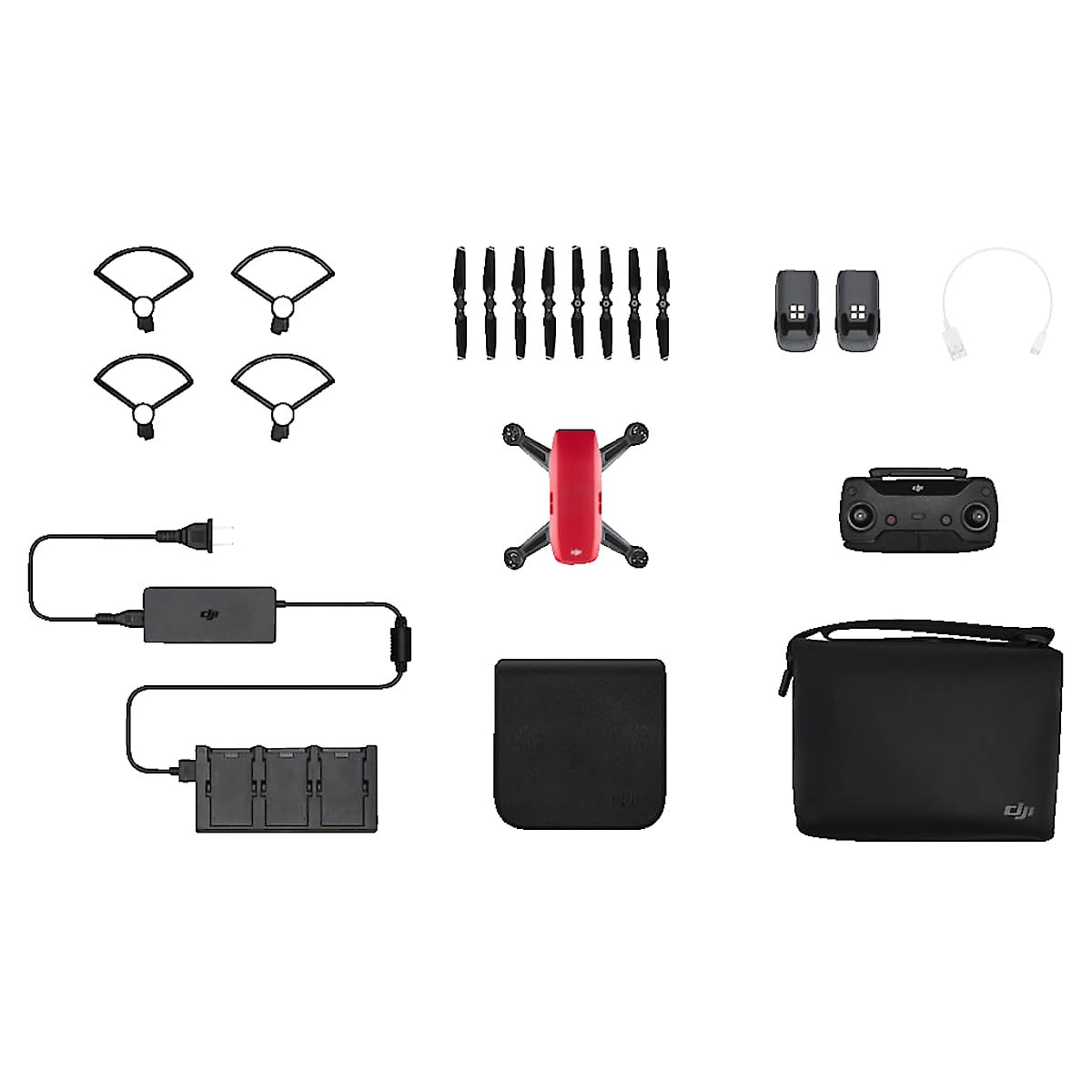 DJI Spark Fly More Combo Drone