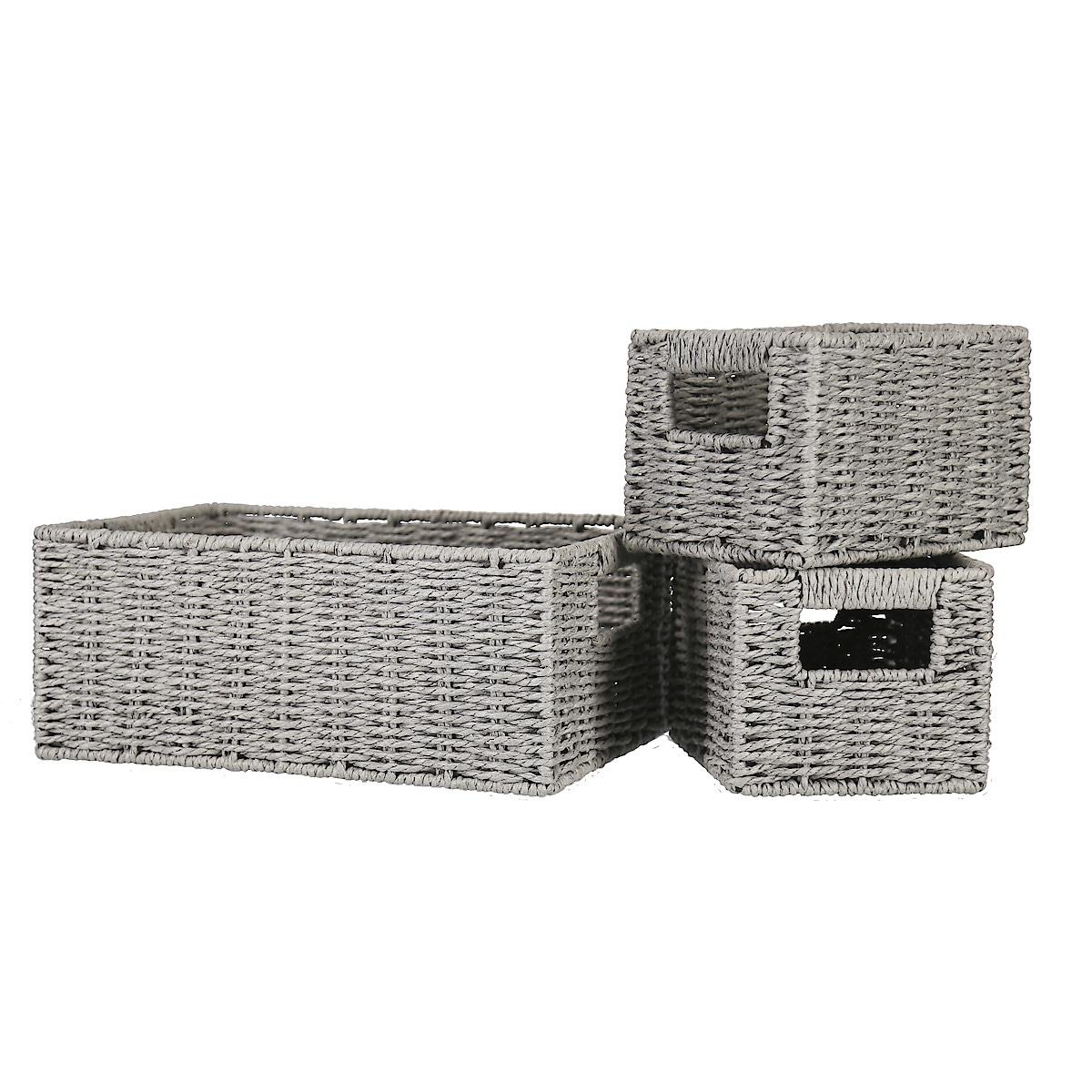 Set of 3 Baskets
