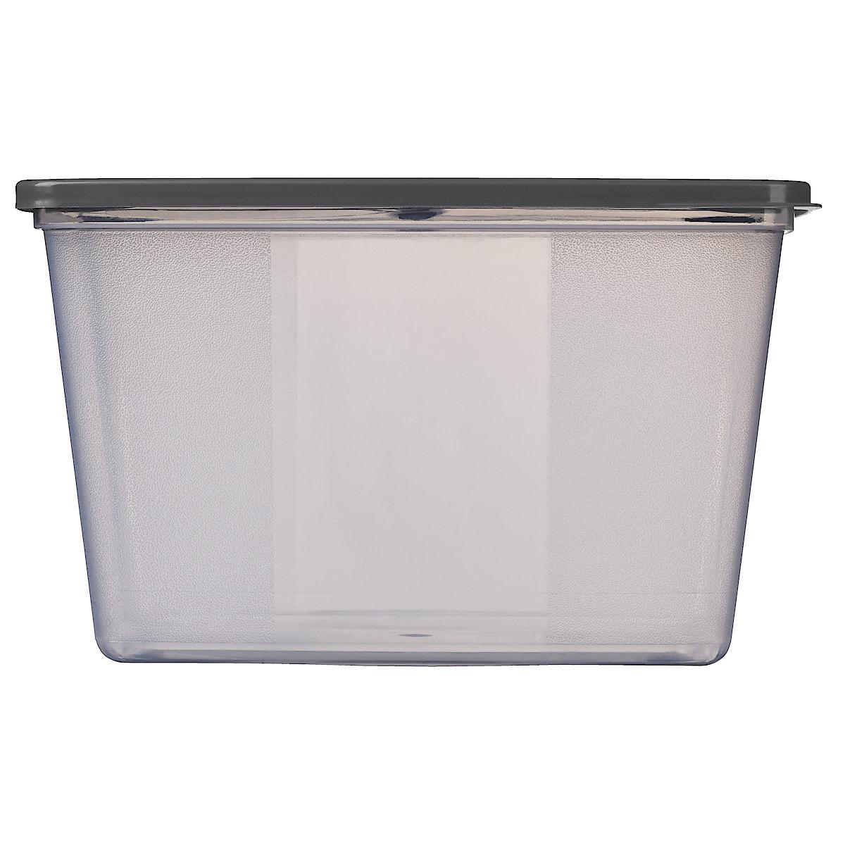 Bokser til frysing og mikrobølgeovne, 1,2 l, 3-pack
