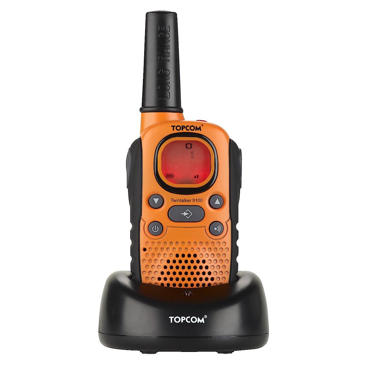PMR Topcom Twintalker 9100