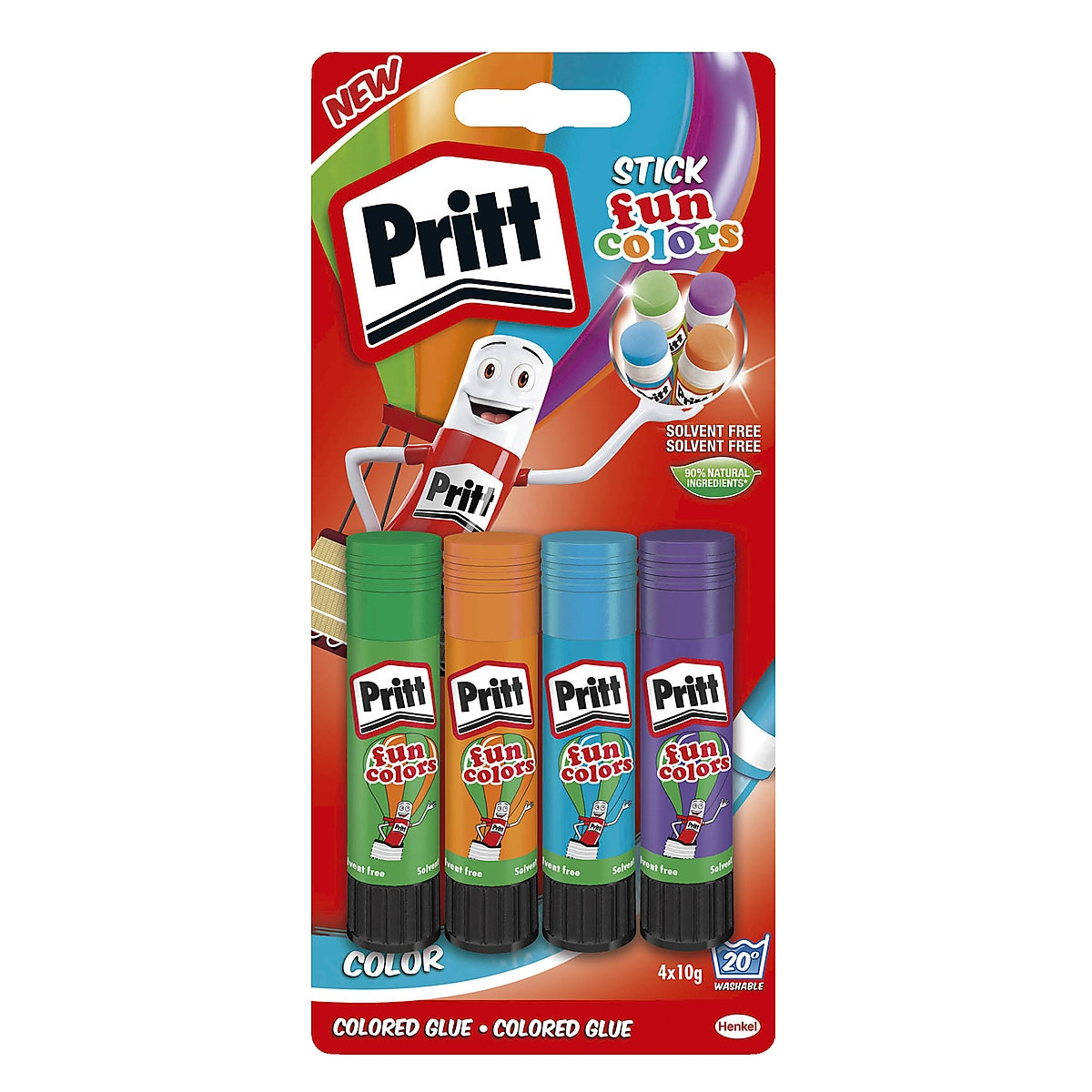 Väriliima Pritt Fun Color
