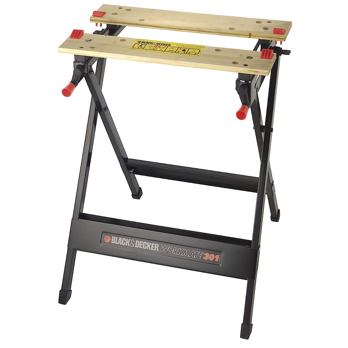 Arbetsbänk Black & Decker Workmate 301