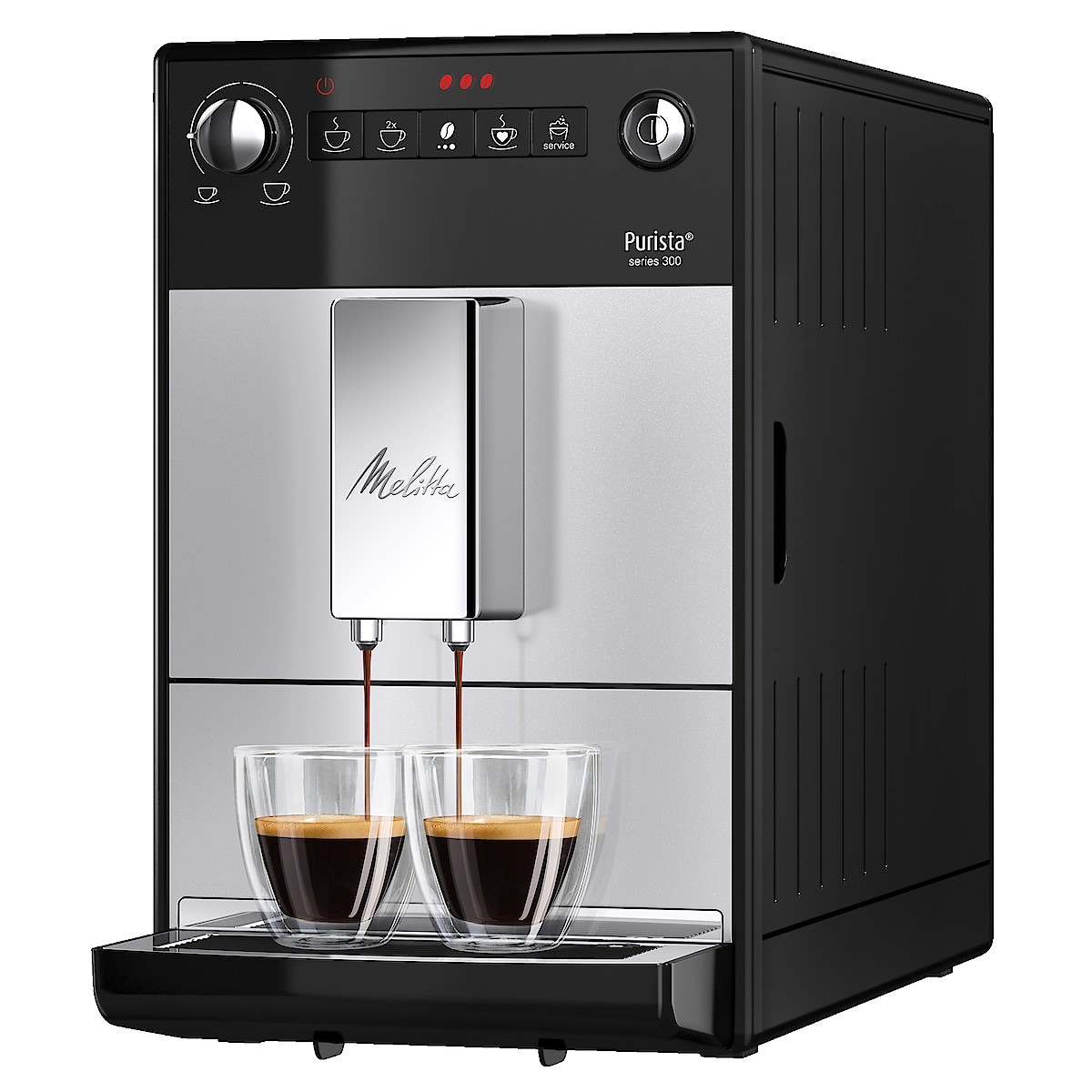 Kaffemaskin Melitta, Purista Series 300