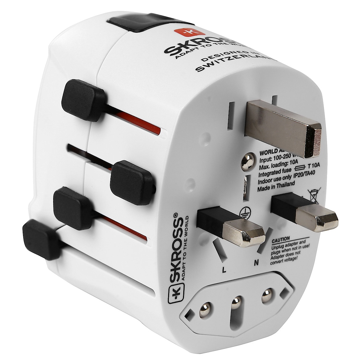 Reseadapter SKROSS World Adapter Pro