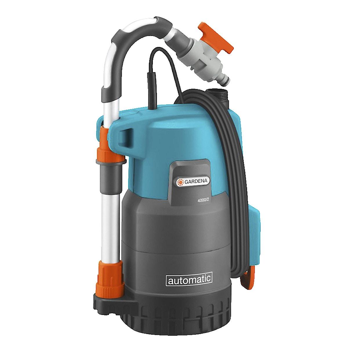 Pump för regnvattentunna Gardena 4000/2