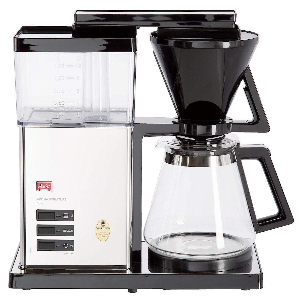 Kaffebryggare Melitta AromaSignature DeLuxe Style