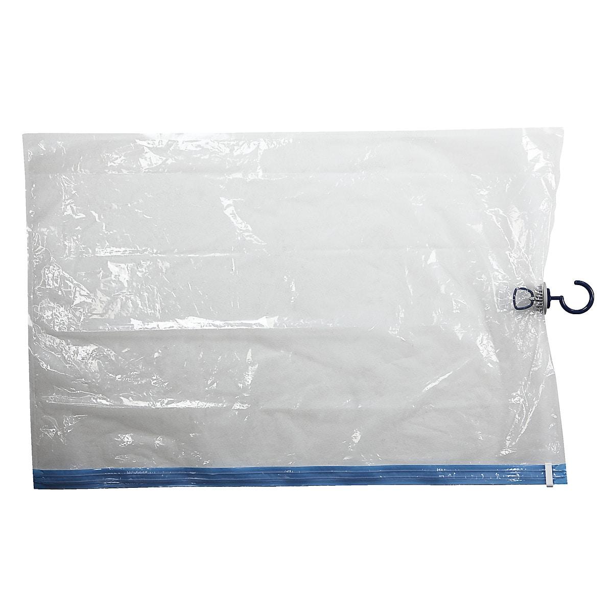 Vakuumposer for klær, 2 stk. | Clas Ohlson