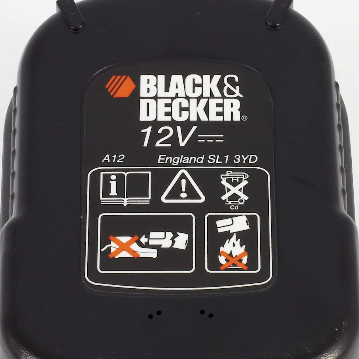 Akku Black&Decker 12 V