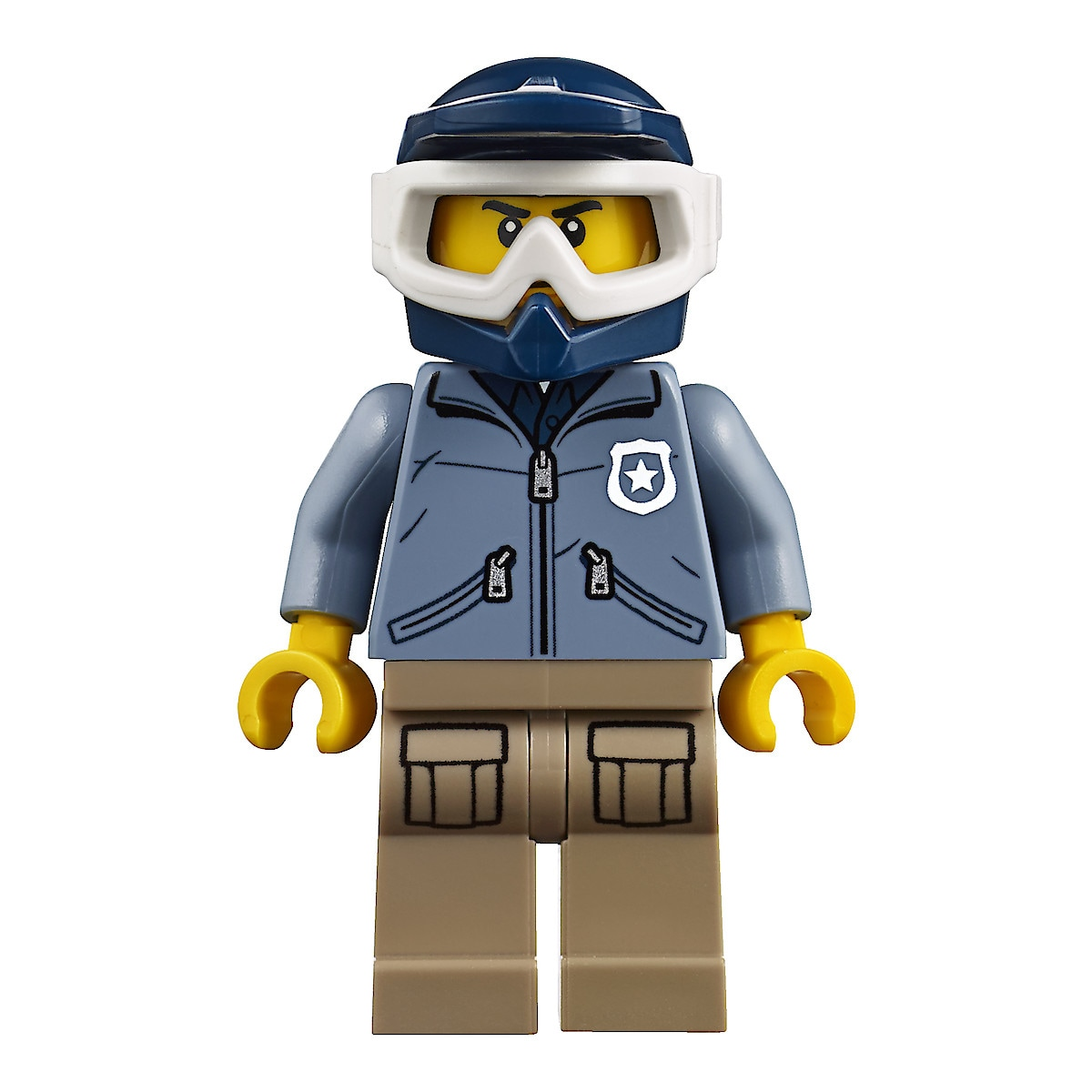 LEGO City Polizei 60170, Offroad-Verfolgungsjagd