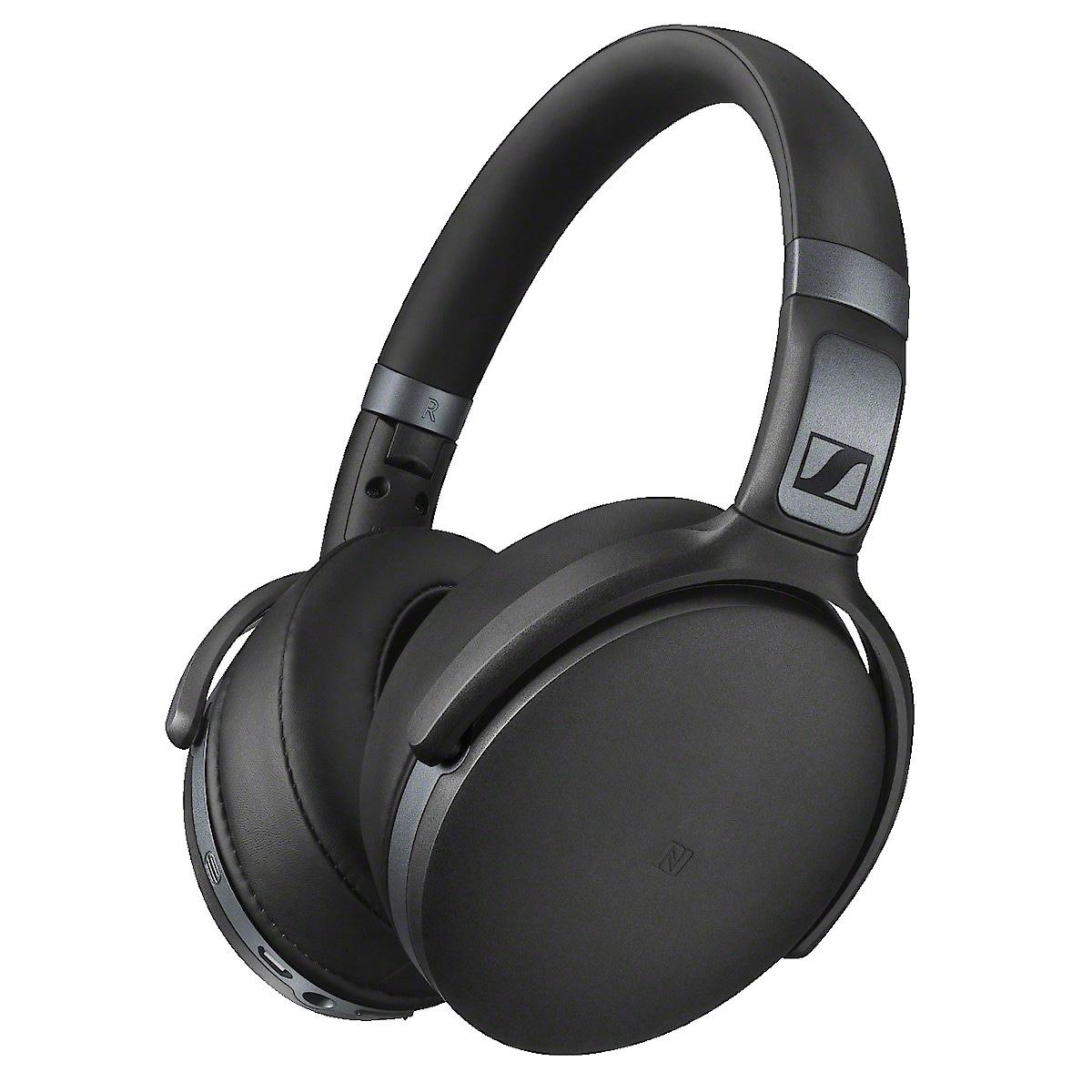 Trådlösa hörlurar med mikrofon Sennheiser HD 4.40 BT