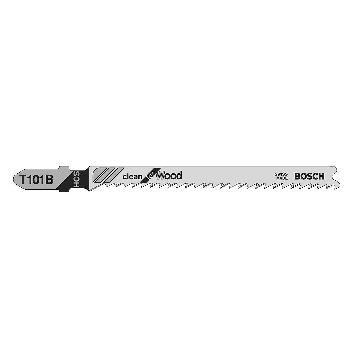 Pistosahanterä HCS T101B Bosch