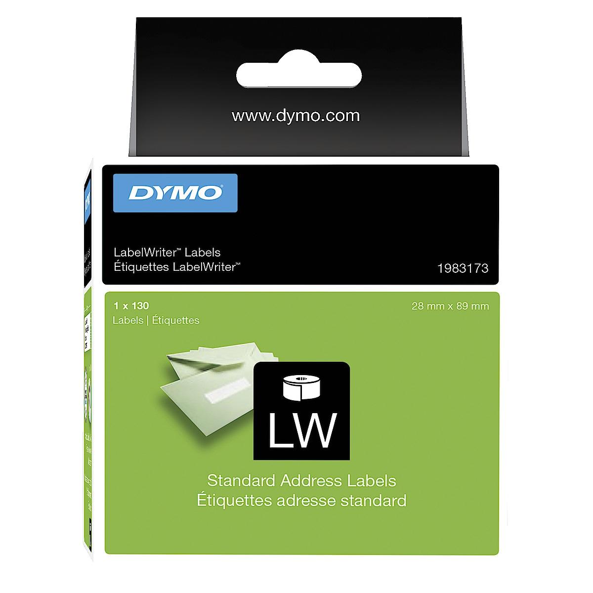 Dymo LabelWriter adresseetiketter