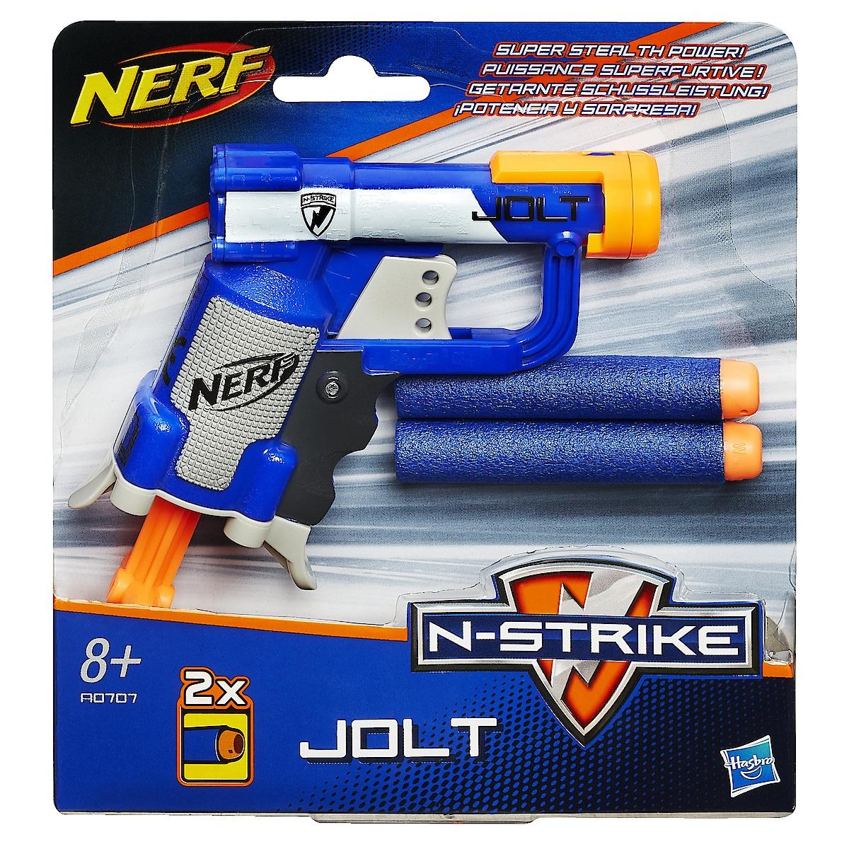 Nerf N-Strike Elite Jolt Soft Dart Gun