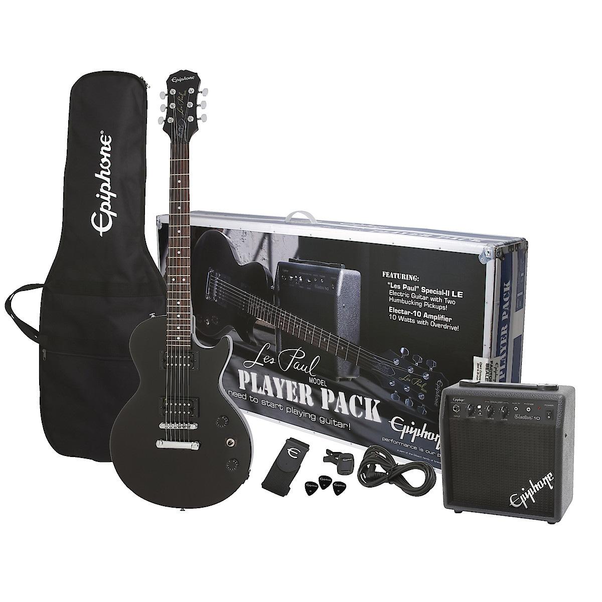 Les Paul by Epiphone elgitarpakke