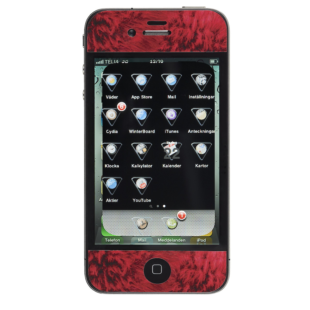 Skin for iPhone