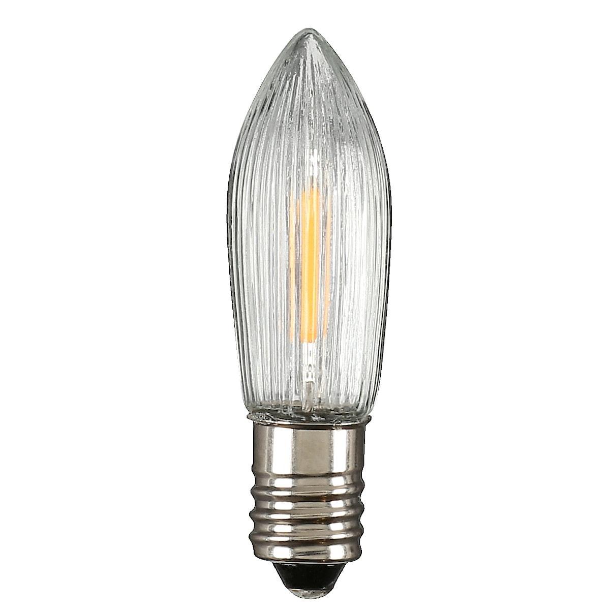 Reservlampa LED-filament 10-55 V 4-pack Northlight