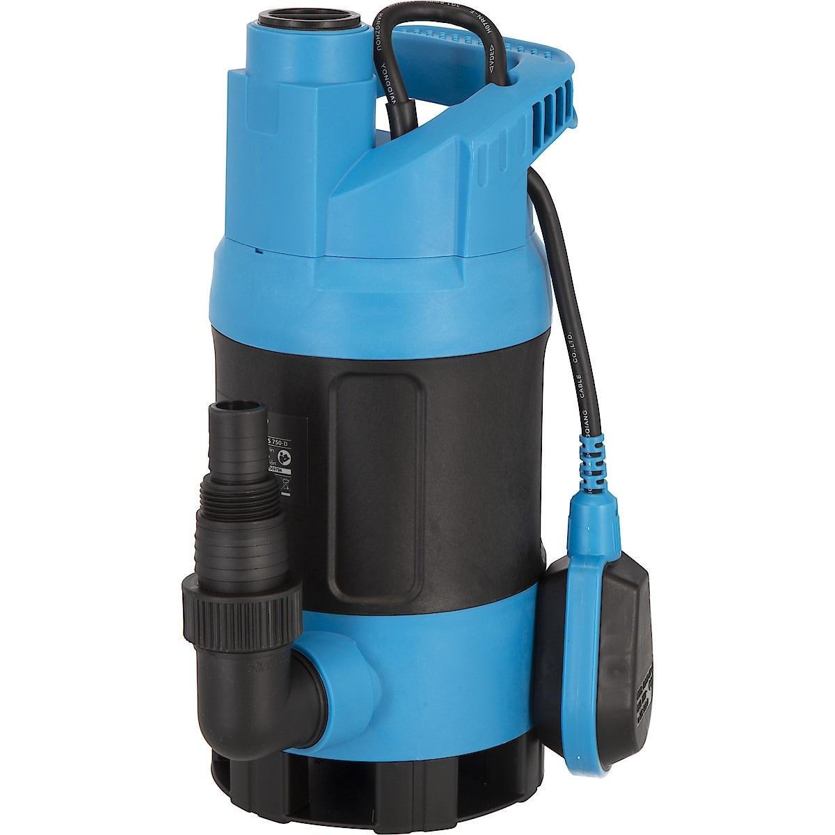 Dränkbar pump Cocraft HS 750-D