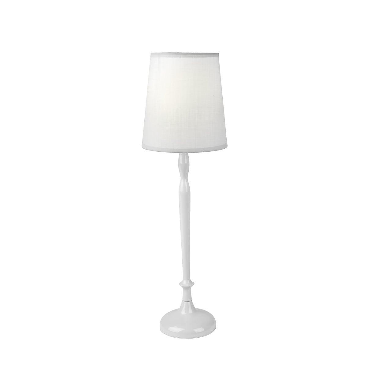 Pastell bordlampe