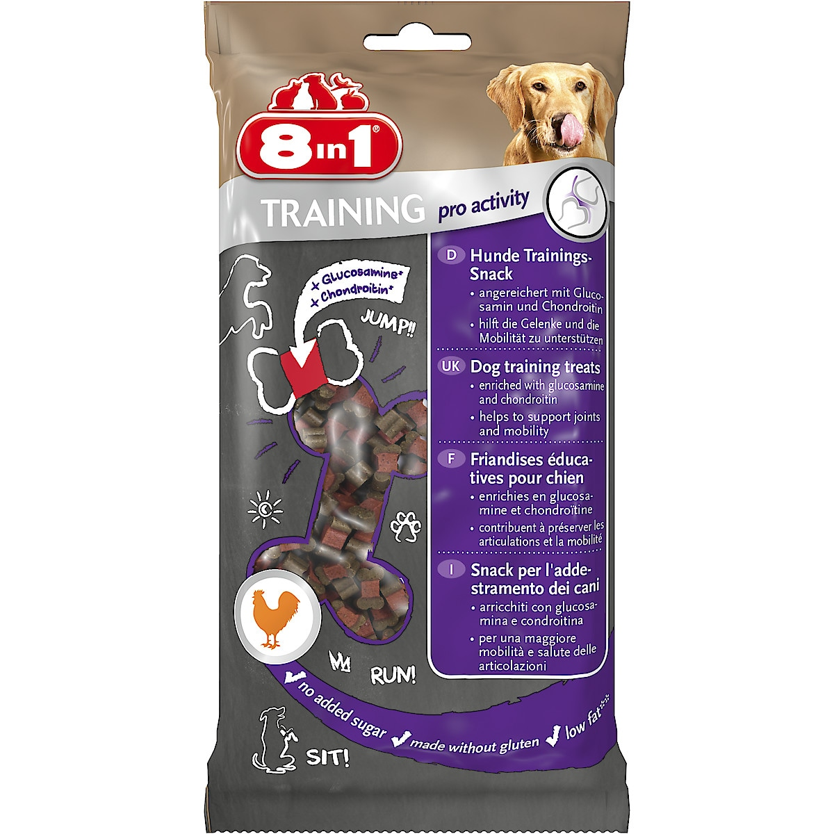 8in1 Pro Dog Treats