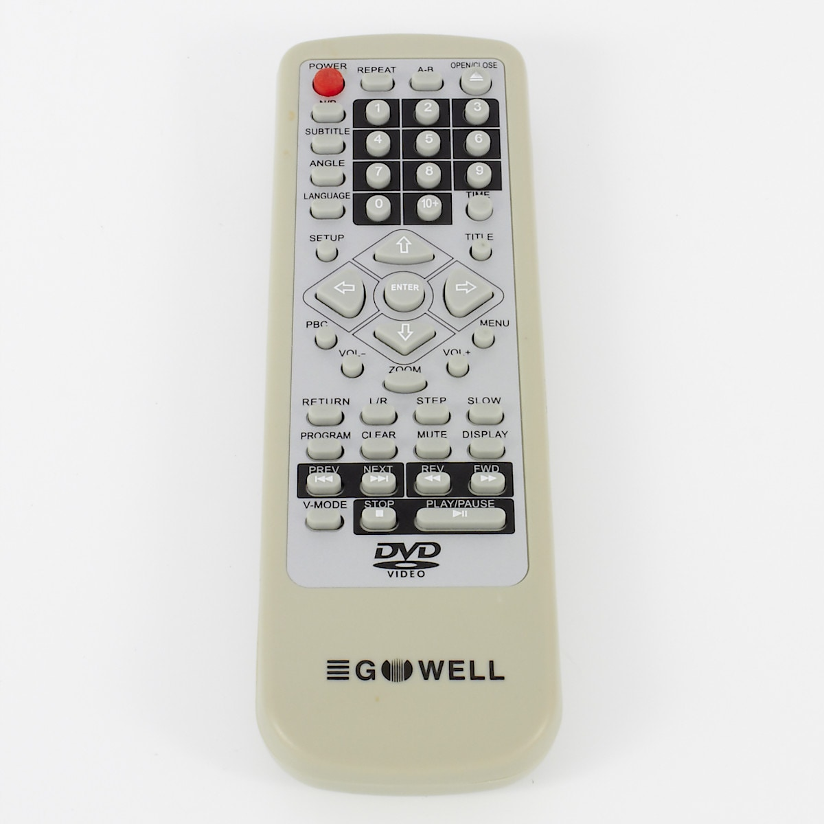 REMOTE CONTROL GOWELL