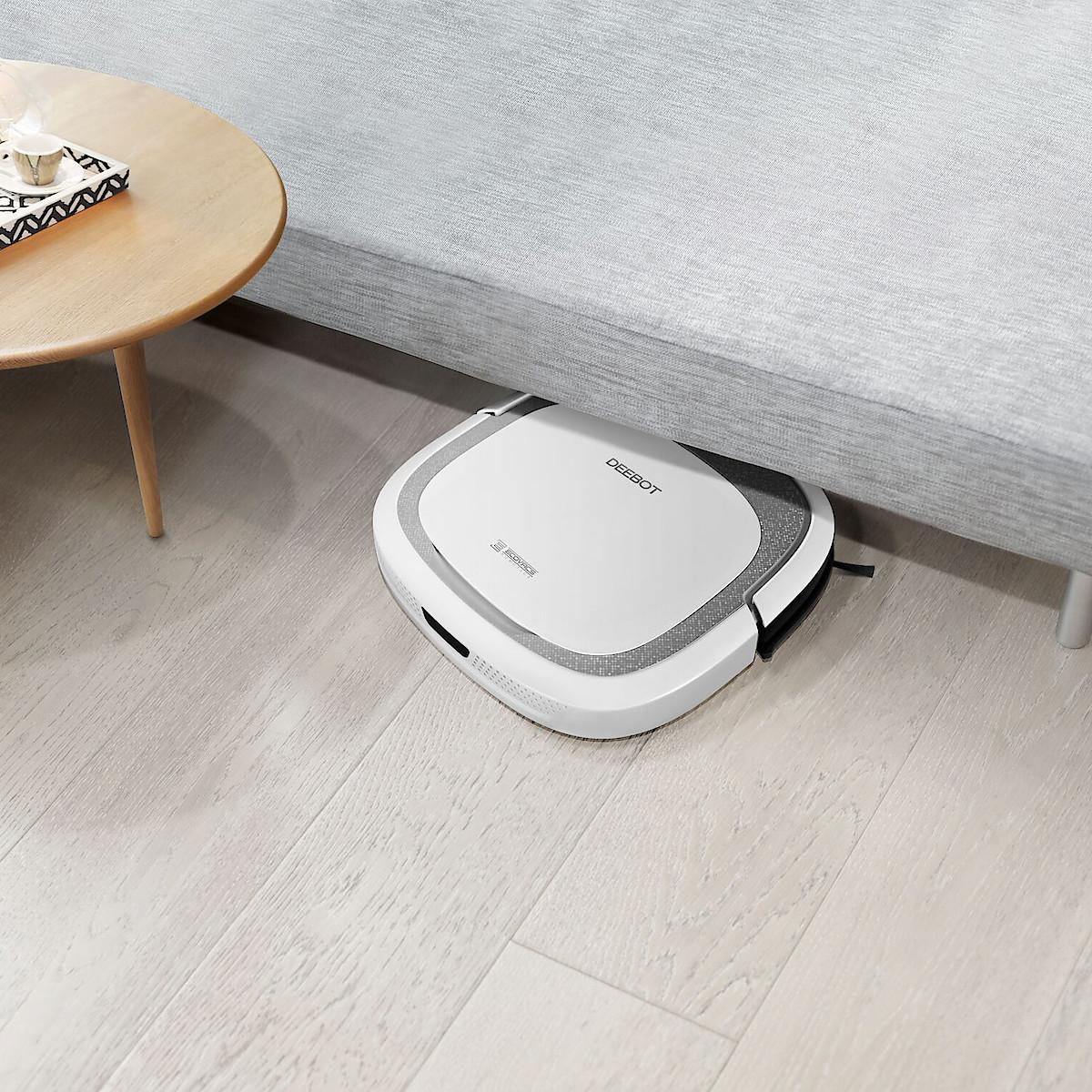 Ecovacs Deebot Slim2, robotstøvsuger
