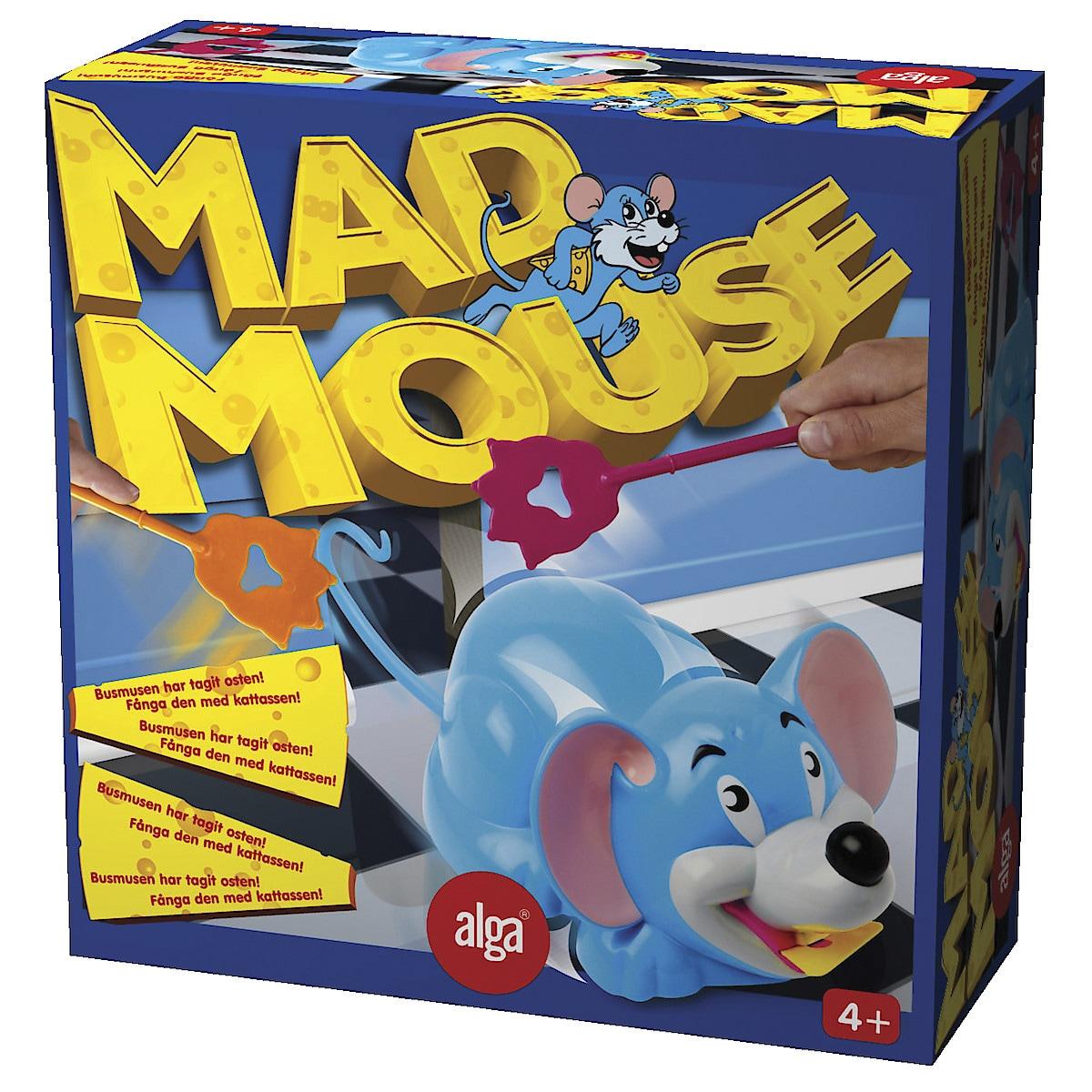 Spill, Alga Mad Mouse