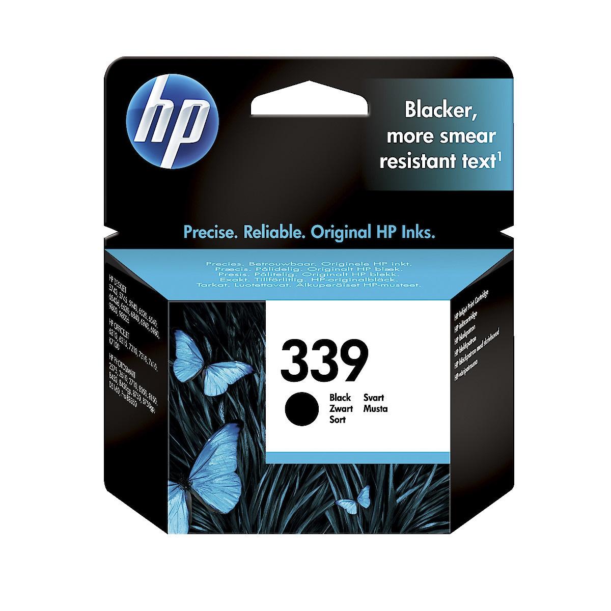 Bläckpatron HP 339