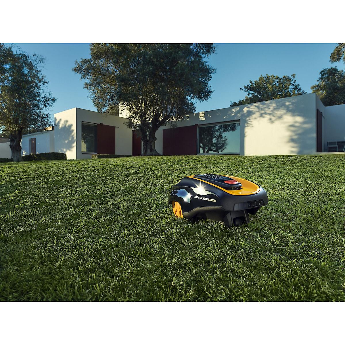 Robotgräsklippare McCulloch ROB R1000