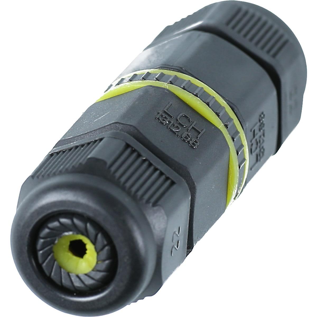 Kabelskarv 3-polig IP68