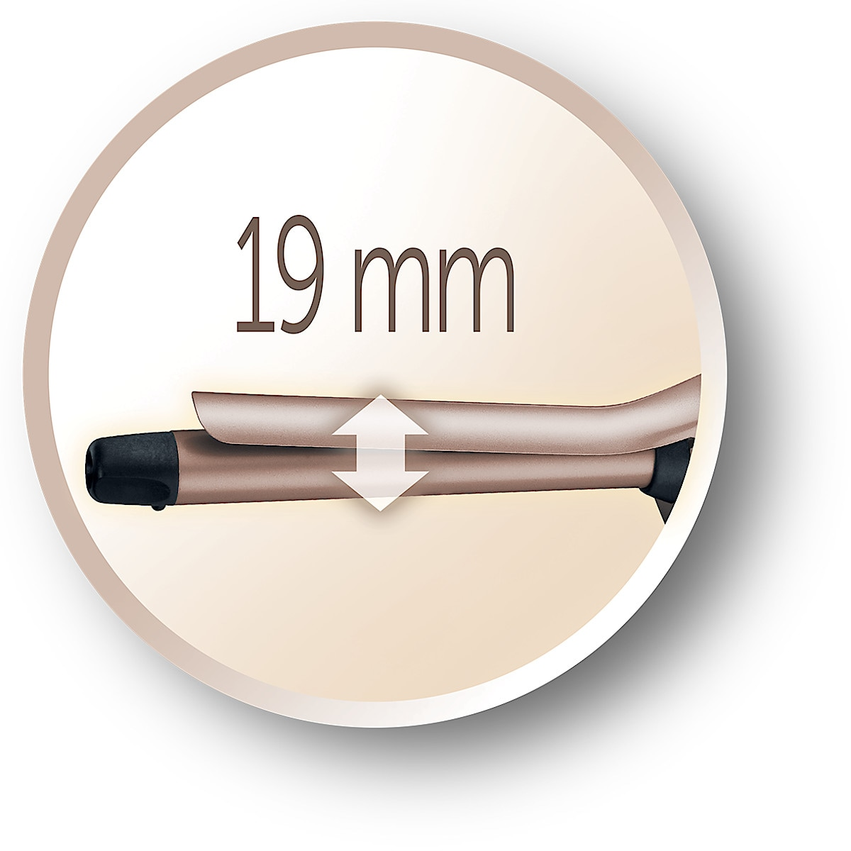 Locktång 19 mm, Remington Keratin Protect CI5318