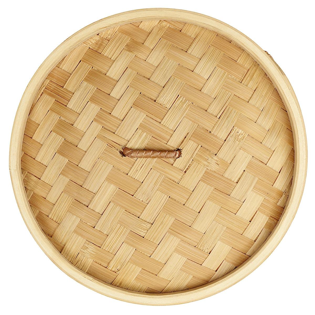Höyrykeitin bambu, 20 cm