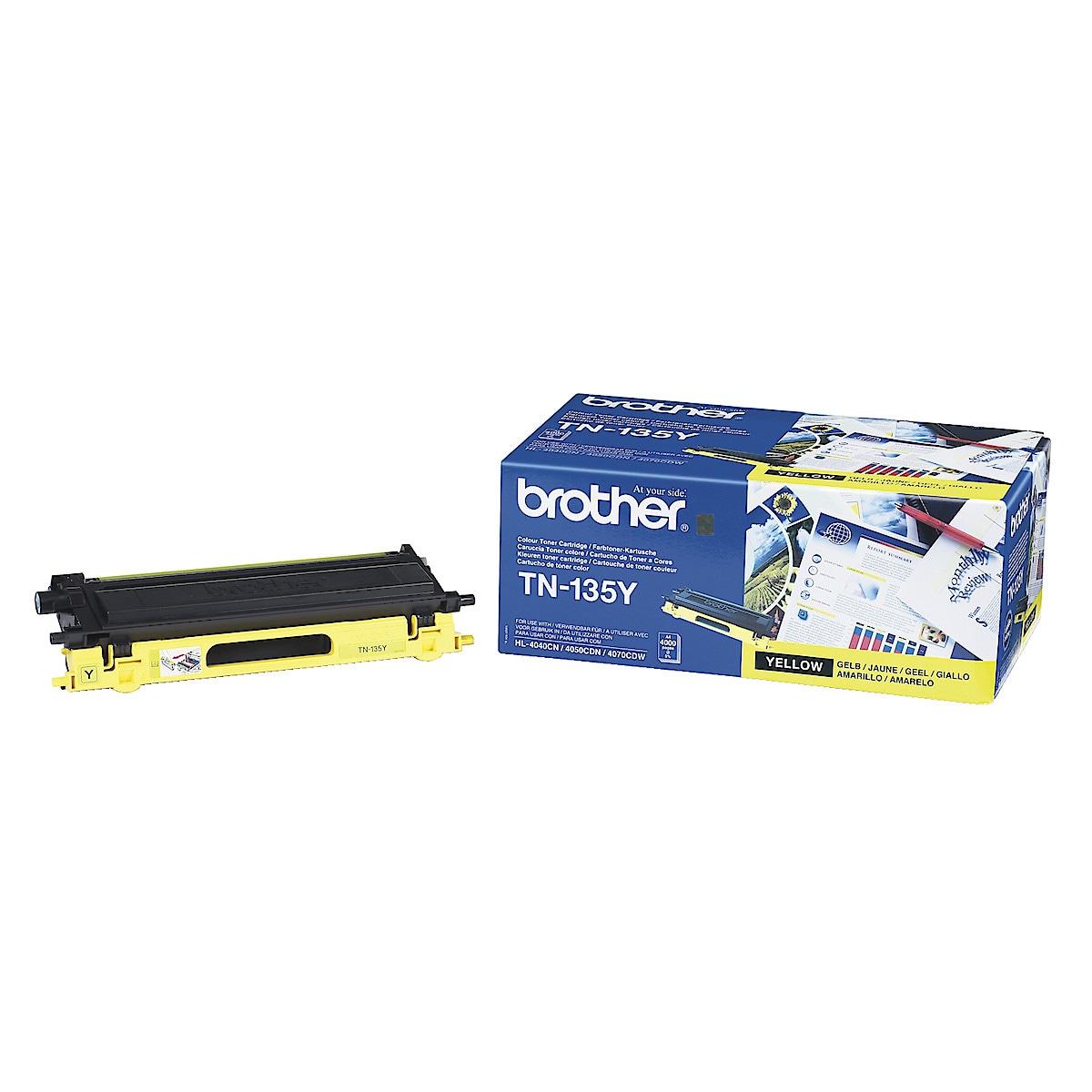 Toner för laserskrivare Brother TN-135