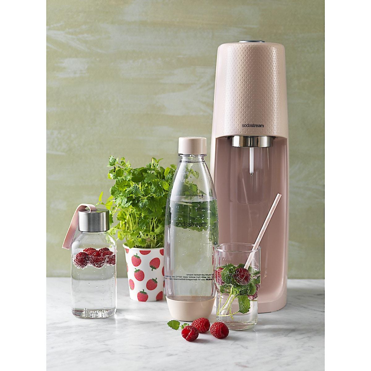 SodaStream Spirit Pink Blush, kullsyremaskin