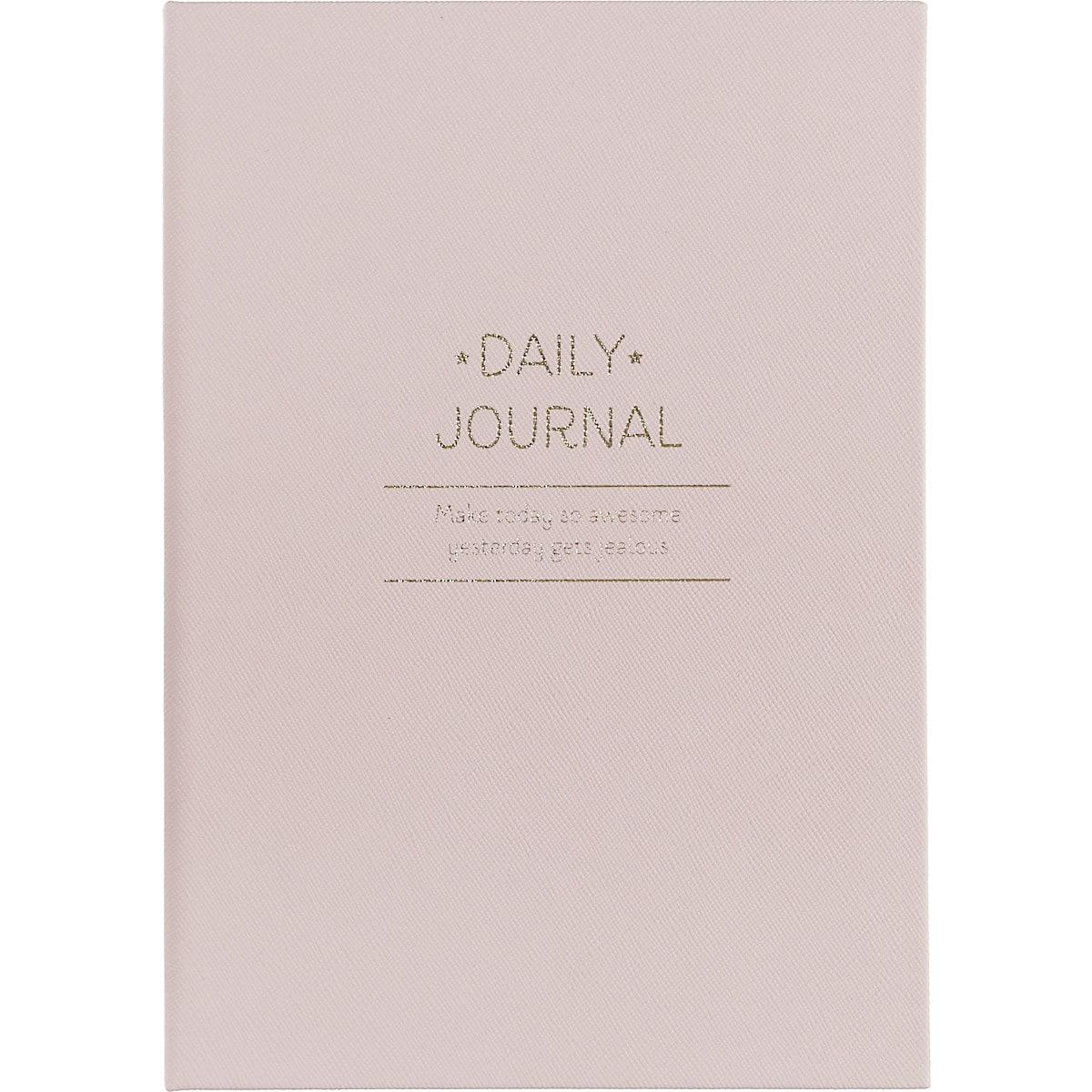 Dagbok Daily Journal