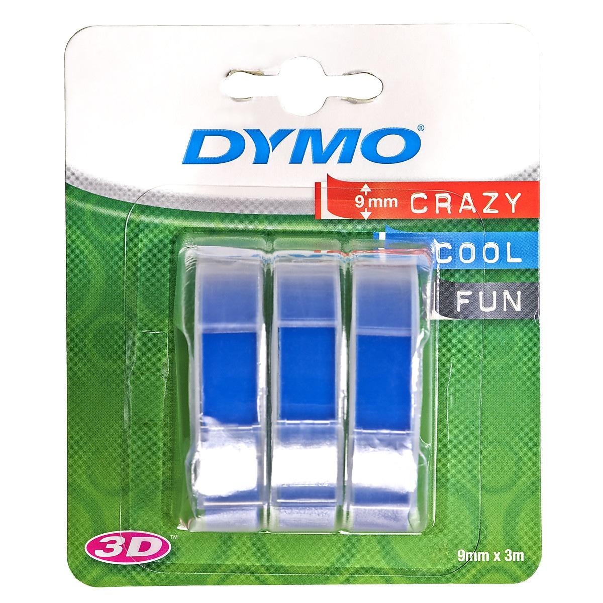 Präglingstejp Dymo 3D 3-pack