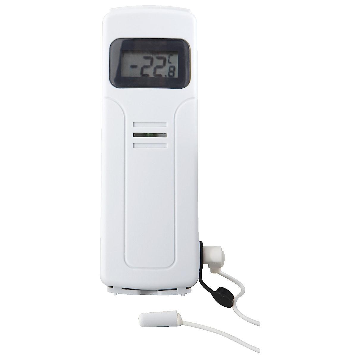 Temperaturgivare/hygrometer