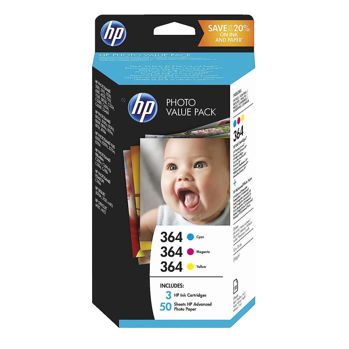 HP 364 Ink Cartridge